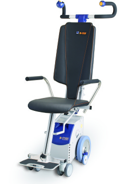 S-Max Sella Stair Climbing Patient Transfer Chair